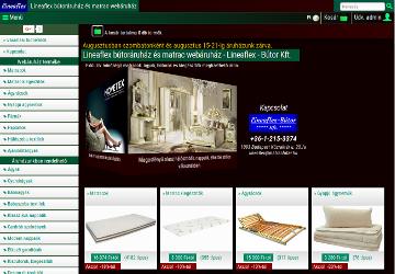 Lineaflex-bútor webáruház 44a7491d8a