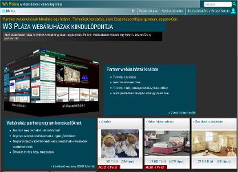 W3 Pláza webáruházak kiindulópontja 94d2ef9e7d